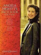 Angela Hewitt's Bach Book for Piano by Angela Hewitt (Paperback / softback,...