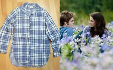 Bella Swan Plaid Shirt Alt Taille XS-S Occasion
