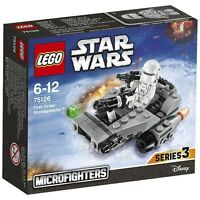 LEGO Star Wars 75126 First Order Snowtrooper Snowspeeder Microfighters Serie 3