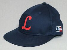 Team MLB UNISEX YOUTH Blue & Red Little League Baseball Cap ONE SIZE