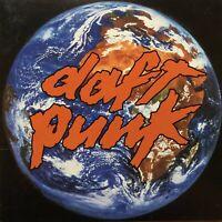 CD SINGLE - DAFT PUNK - AROUND THE WORLD