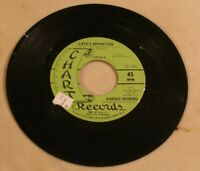 Hargus Robbins 45 Love's Aparition - Bridge Washed Out Chart Records