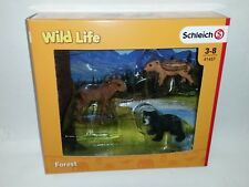 SCHLEICH -  Wild Life 41457 Forest  ANIMAL BABIES  - FACTORY SEALED / NEW