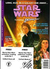 Star Wars No.1  : 1992 :   : Indiana Jones Story! :