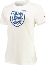 Nike Women's England Crest Soccer T-Shirt Size SP