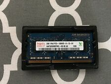 HYNIX 2GB 1Rx8 PC3-10600S DDR3 Laptop RAM Memory Tested