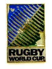 Pin Spilla Rugby World Cup (Bertoni Milano) cm 1,3 x 2