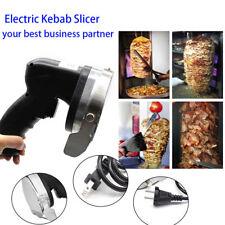 Coltello affettatrice da taglio 80W Elettrico shawarma Cutter Gyro Doner Kebab