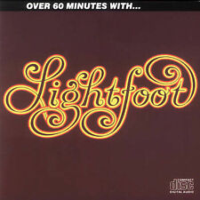 Over 60 Minutes by Gordon Lightfoot (CD, Jan-1996, Emi)