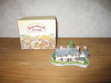 DAVID WINTER *NEW* Maison Cottage Craftmen's House 7x12cm