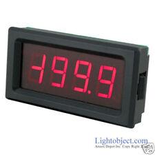 Up8135 Red Led Dc 200V Digital Volt Meter Power 6-15V