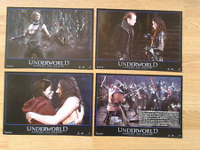 Underworld - Rise of the Lycans - complete German Lobby Card set (4) Rhona Mitra
