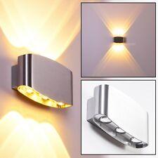 Led wall spot light 6 x 1 Watt design sconce lamp IP 54 reading lighting 115058