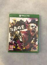 Microsoft XBox One Game Rage