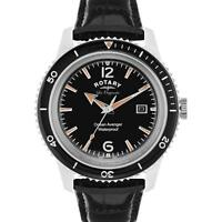 Rotary GS90095/04 Les Originales Swiss Men's Ocean Avenger Watch RRP £249