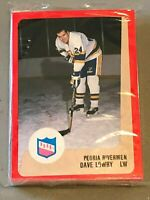 KK) 1988-89 PRO CARDS PEORIA RIVERMEN TEAM SET IHL Factory Sealed
