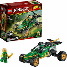 LEGO Ninjago Lloyds Dschungelräuber, Konstruktionsspielzeug