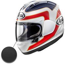 Arai RX7 RR Motorcycle Helmet Dark Black Tint Replacement Race Visor