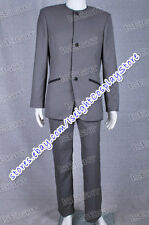 The Beatles In Early The 1970s Youth Uniform Costume Suit Grey * Tailor Made