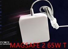 CARGADOR CORRIENTE MAGSAFE 2 65W T 16.5V PARA PORTATIL APPLE MACBOOK PRO RETINA