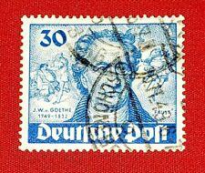 {GERMANY<BERLIN< Scott #9N63< USED< F-VF< No Thins< CV $35.00< Bargain Sales!}