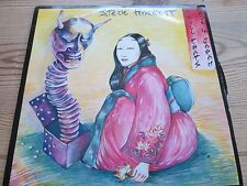 "Steve Hackett - A doll that's made in Japan 7"" vinyl single. Picture sleeve."