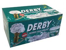 3 x DERBY Profi crema da barba shaving soap crogiuolo 140 G