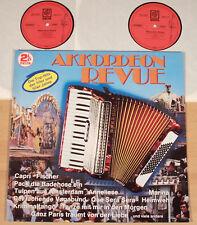 JAN SCHEUREN & RHYTHMIKER - Akkordeon Revue  (DELTA / 2LP / NEUWERTIG)