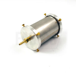 "FabCo Aluminium Tube Purge Caps - 3"" 76.2mm Diameter"