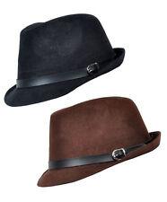 Men's All Season Fashion Wear Fedora Hat  (H10338)