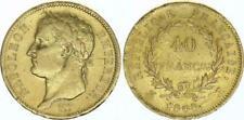 Pièces de monnaie françaises de 20 francs 20 francs or à 40 francs sur Napoléon