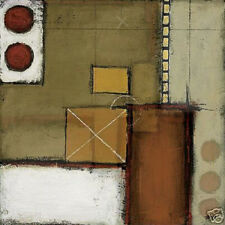 SHAKEN (24x24) and STIRRED (24x24) SET by PATRICK ST GERMAIN 2PC CANVAS