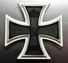 Superb Full Size Replica Iron Cross Medal Germany/Prussia WW1 1914. Uniform
