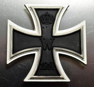 Superb Full Size Replica Iron Cross Medal Germany/Prussia WW1 1914. Uniform