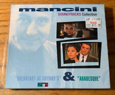 Mancini Soundtracks Collection BREAKFAST AT TIFFANY'S & ARABESQUE CD Never Open