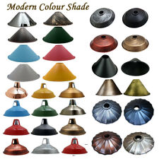 Modern Ceiling Pendant Light Shades Multi Colour & Type Lamp Shades Easy Fit New