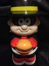 VHTF 2002 Fisher Price McDonalds Happy Meal Hamburger hamburger noise maker