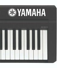Yamaha (Non-Motor Sports) Logo Decal / Sticker - High Quality