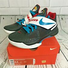 wholesale dealer b7355 ceef8 NIKE ZOOM KD 4 IV BLACK N7 AWAY SZ 8.5 aunt pearl v vi vii 519567