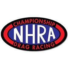 "6"" NHRA National Drag Racing Vynil Car Sticker / Decal"