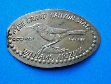 Grand Canyon State elongated penny Williams AZ USA cent copper souvenir coin
