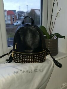 Unisex Michael Kors Backpack with studs