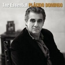 The Essential Pl cido Domingo [Sony Classical] (CD, Oct-2004, 2 Discs, Sony Classical)