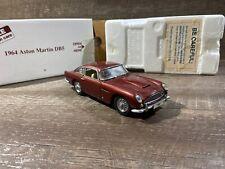 Danbury Mint 1964 Aston Martin DB5 1:24 Diecast Car