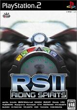 Used PS2 RSII: Riding Spirits II   Japan Import (Free Shipping)