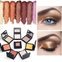 Matte Pearl Light Cream Eye Shadow Powder Palette Matte Eyeshadow Cosmetic Make