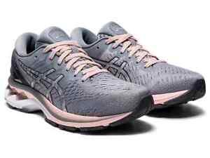 ASICS Woman's GEL-KAYANO 27 1012A713 020 Sheet Rock Pure Silver Running