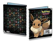 Eevee 9-Pocket Portfolio - Pokemon A4 Folder - Holds 180 double-loaded Cards
