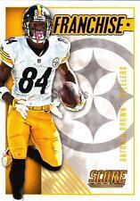 2016 Score Franchise #8 Antonio Brown Steelers
