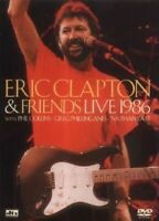 Eric Clapton And Friends - Live 1986 (DVD, 2007)